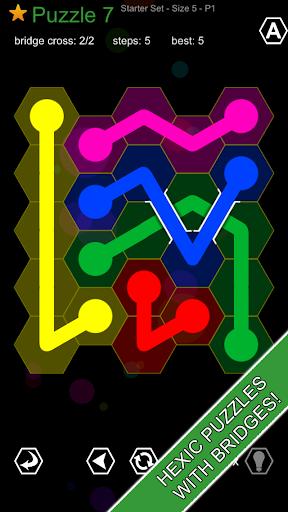 Hexic Link - Cross