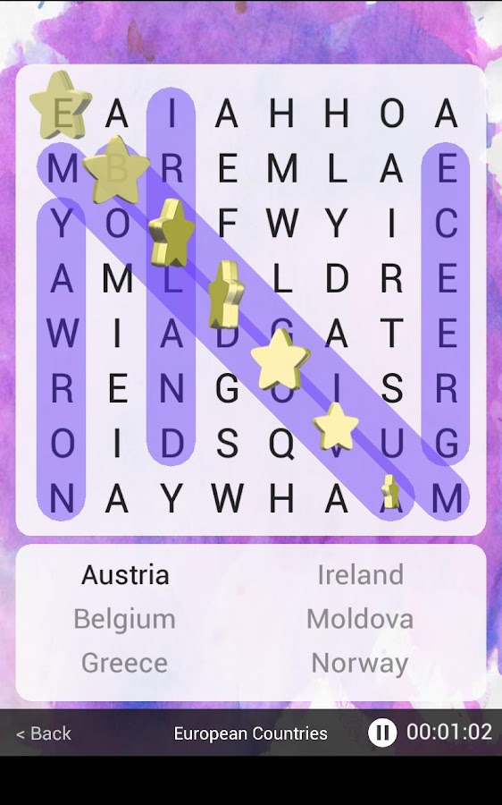Word Search +- screenshot
