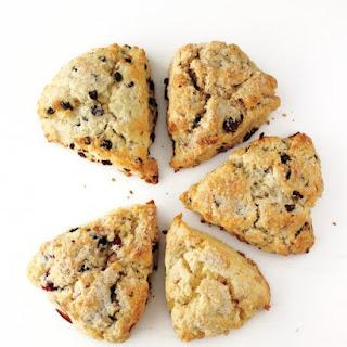 Blueberry-Almond Scones