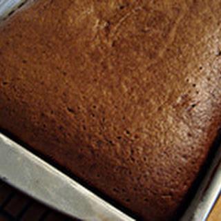 Rye Honey Cake