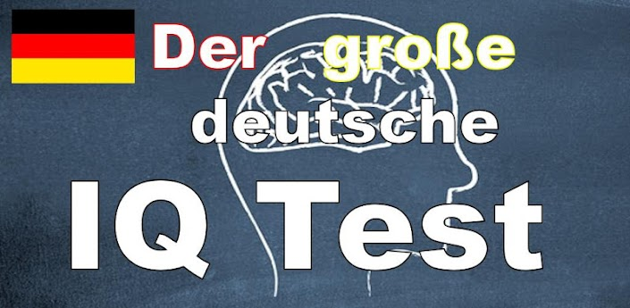 IQ Test Deutsch - Android Apps on Google Play