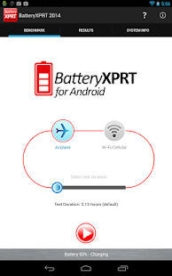 BatteryXPRT 2014 for Android- screenshot thumbnail