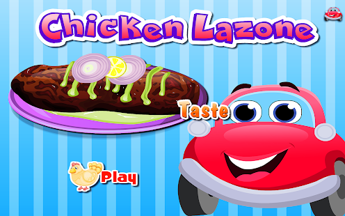 Cooking Chicken Lazone- screenshot thumbnail
