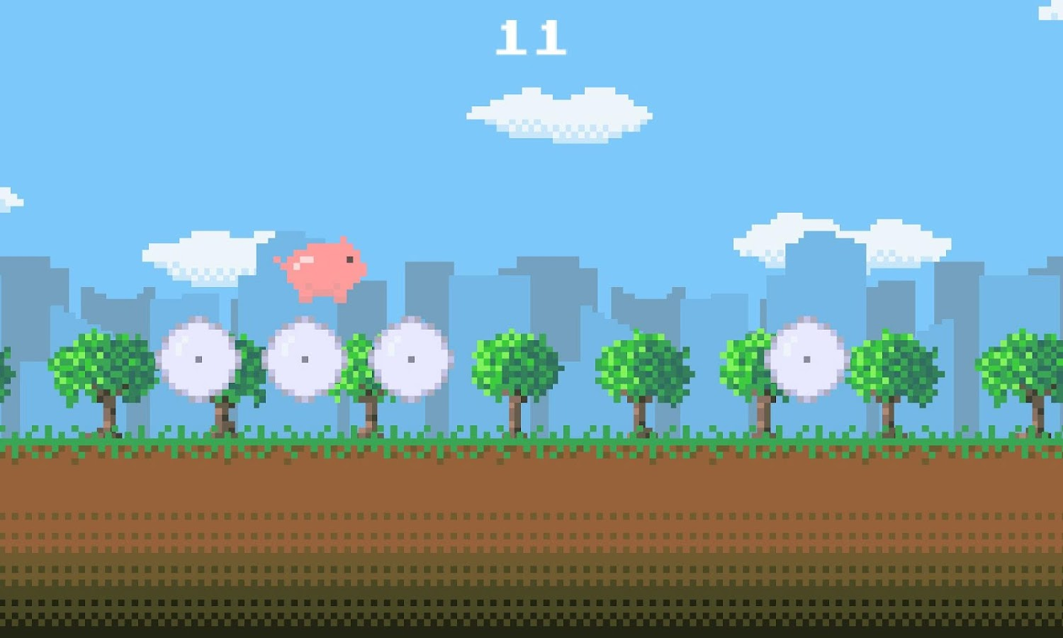 Retro Pig - screenshot