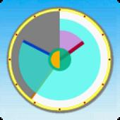 Fancy Analog Clock [Widget]