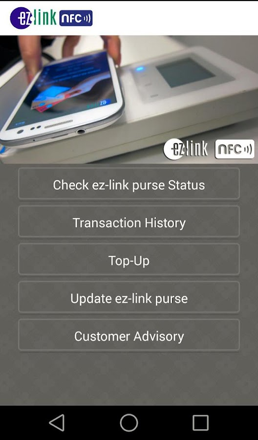 EZ-Link- screenshot