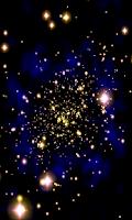Screenshot of Shifting Galaxy Live Wallpaper