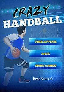 handball games- screenshot thumbnail
