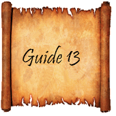 Guide of Toledo. Guide 13