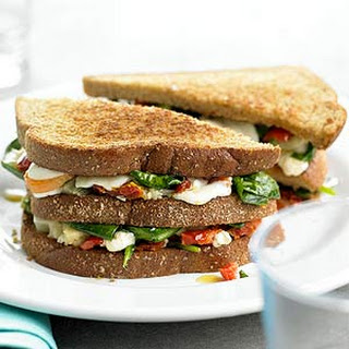 Veggie Grilled Cheese