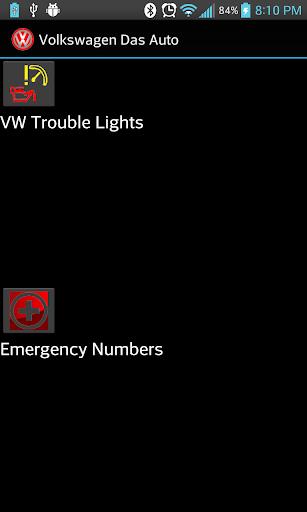 Volkswagen Dash Board Lights