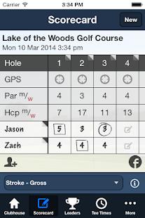 Lake of the Woods Golf - screenshot thumbnail