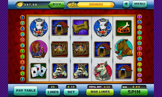 Screenshot of Slots Viva Vegas