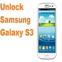 Unlock Samsung Galaxy S3 icon