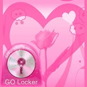 GO Locker Theme Pink Valentine