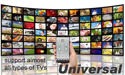 Remote Control for TV - screenshot thumbnail