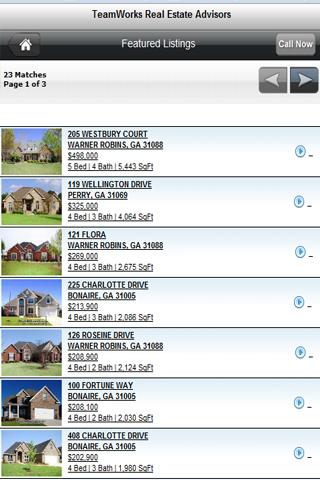 Realtor GA MLS Listings- screenshot