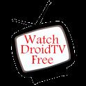 Watch DroidTV Free icon