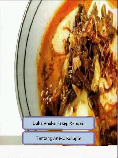 Aneka Resep Ketupat