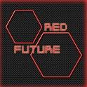 Red Future Locker icon