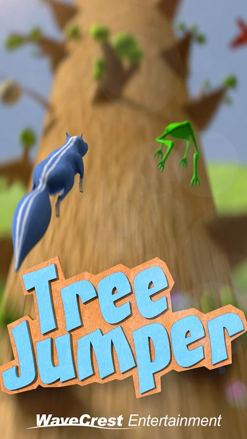 Tree Jumper- screenshot