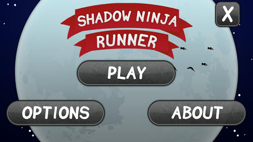 Shadow Ninja Runner