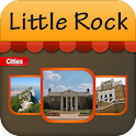 Little Rock Offline Map Guide icon