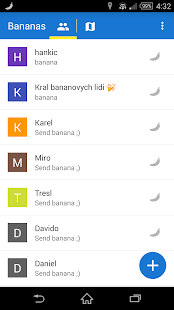 Bananas screenshot