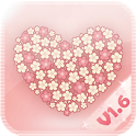 FlowerLove - GO Launcher Theme icon