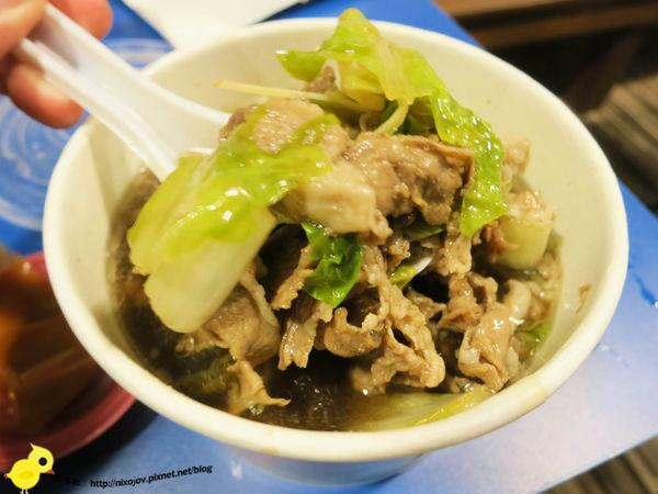 羅東夜市美食-元祖當歸羊肉湯-味道濃烈、料實在