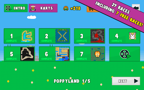 Poppy Kart- screenshot thumbnail