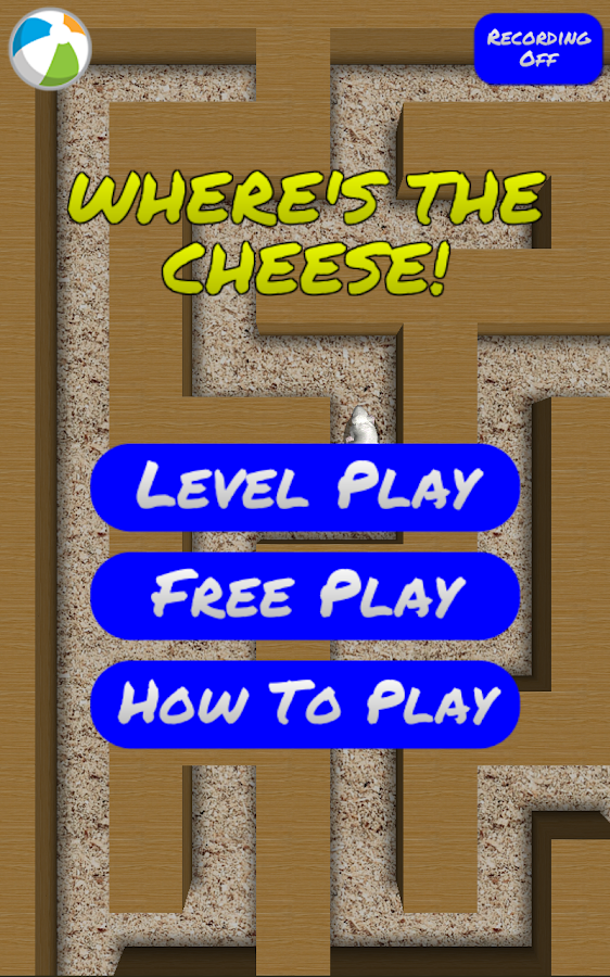 Where's the Cheese!- screenshot