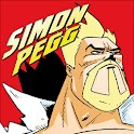 The Adventures of Simon Pegg logo
