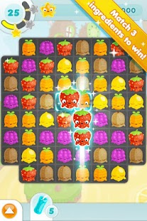 Jelly Glutton - Candy puzzle - screenshot thumbnail