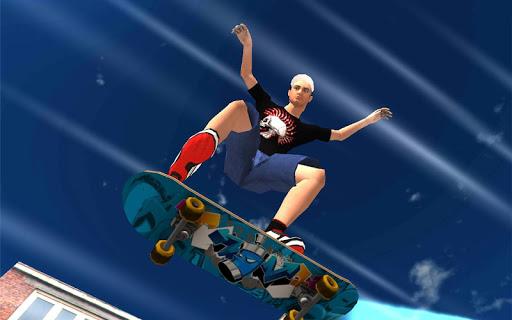 滑板運動遊戲