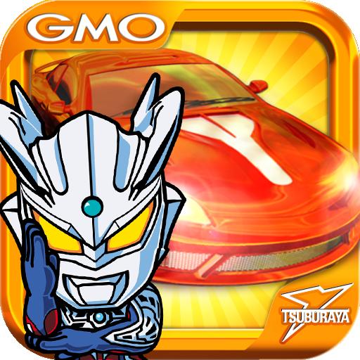 ウルトラマンONE WAY RACING 賽車遊戲 App LOGO-APP試玩