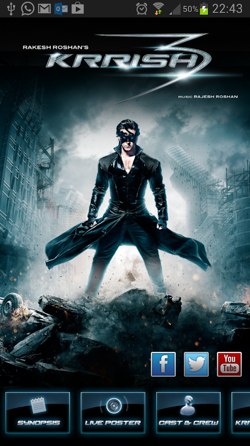 Krrish 3 - screenshot