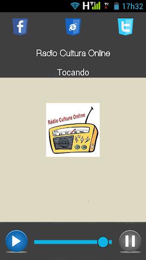 Rádio Cultura Online