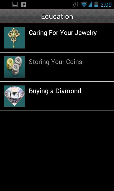 Coin Mart Jewelry- screenshot