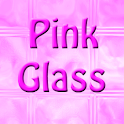 Pink Glass Keyboard logo