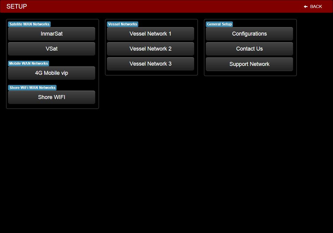 Yacht Router - screenshot