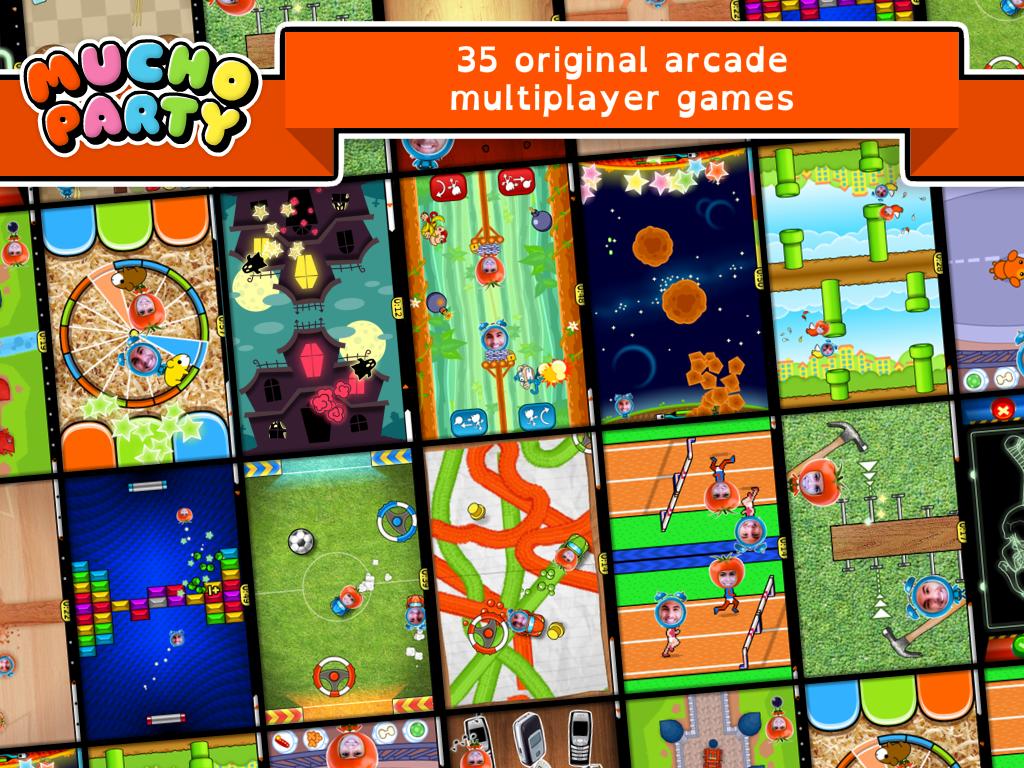 Mucho Party - screenshot