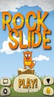 Screenshot of Rock Slide