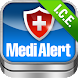 In Case Emergency: Medi Alert icon