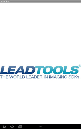LEADTOOLS DICOM Viewer Demo