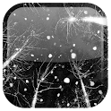 Dark Snow Live Wallpaper icon
