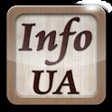 Инфо Украина: Погода, Новости icon