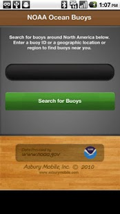 NOAA Ocean Buoys and Tides PRO- screenshot thumbnail