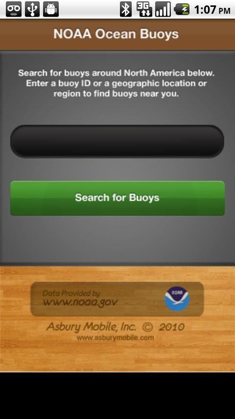 NOAA Ocean Buoys and Tides PRO - screenshot