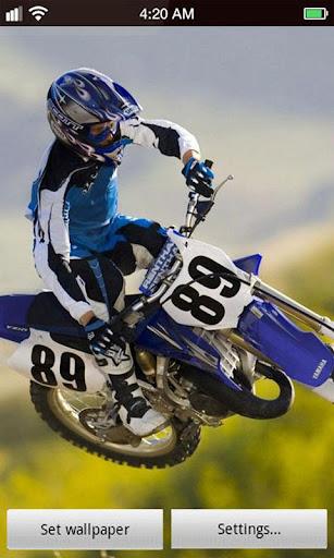 瘋狂摩托賽車動態壁紙